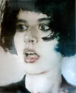 Autoportrait (2007), Jacqueline Devreux