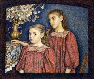 9049_Les_soeurs-Georges_Lemmen(c)Indianapolis_Museum_of_Art