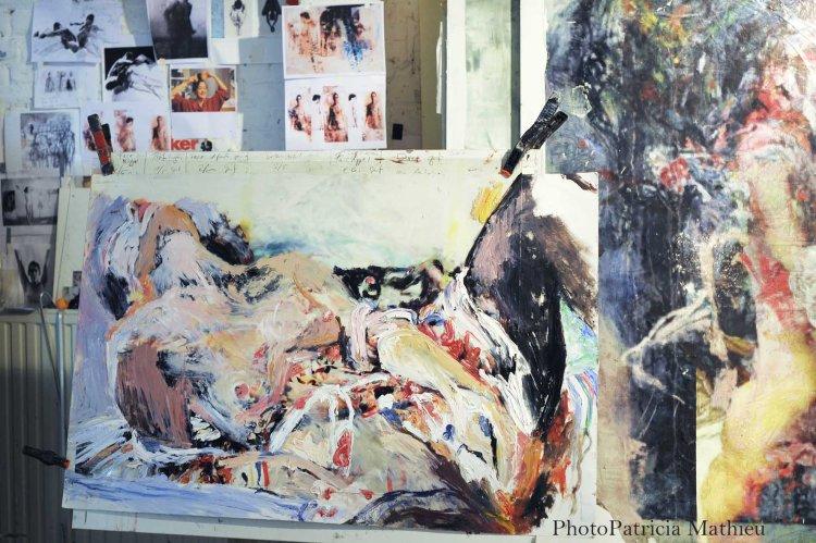 peinture Ulrike